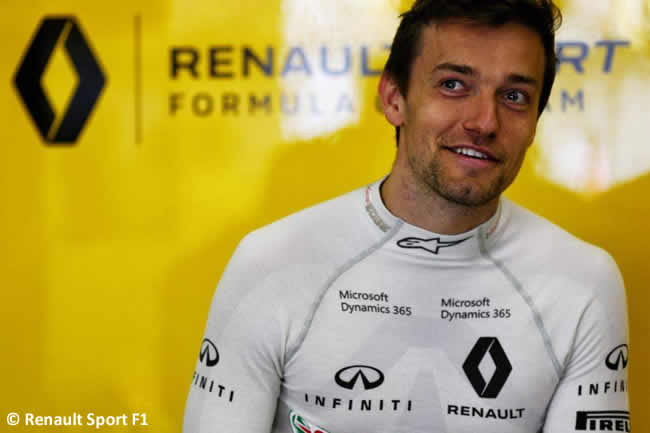 Jolyon Palmer - Renault Sport