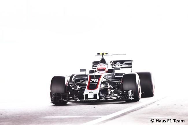 Kevin Magnussen - Haas F1 - Calificación GP Japón 2017
