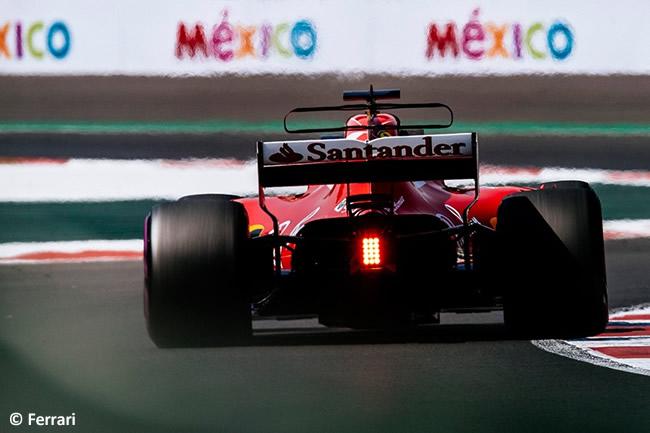 Kimi Raikkonen - Scuderia Ferrari - GP México 2017 - AHR