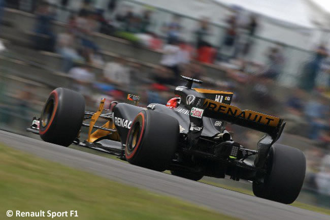 Nico Hulkenberg - Renault Sport - Calificación GP Japón 2017