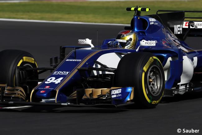 Pascal Wehrlein - Sauber - GP México 2017 - AHR