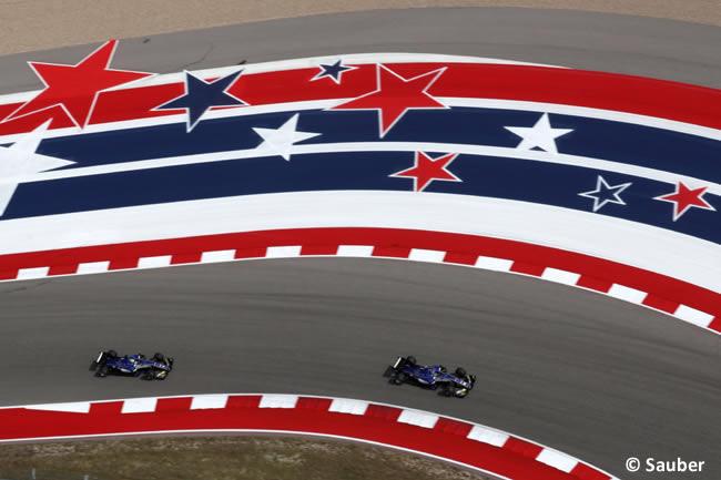 Sauber - Entrenamientos Libres - GP Estados Unidos 2017