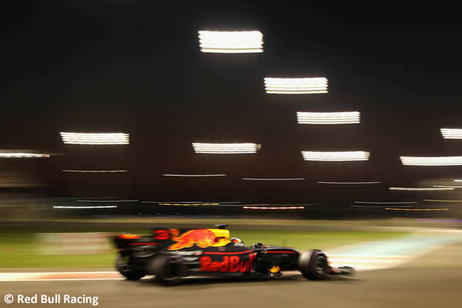 Daniel Ricciardo - Red Bull Racing - GP Abu Dhabi 2017