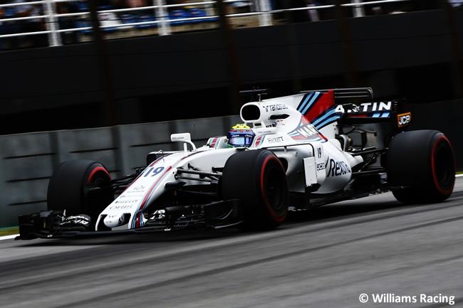 Felipe Massa - Williams - Calificación GP Brasil 2017
