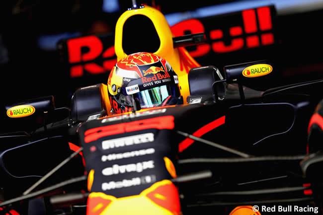 Max Verstappen - Red Bull - Calificación GP Brasil 2017