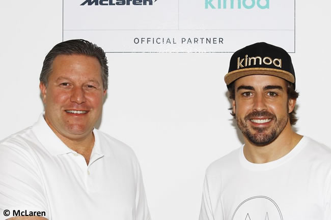 McLaren - Kimoa
