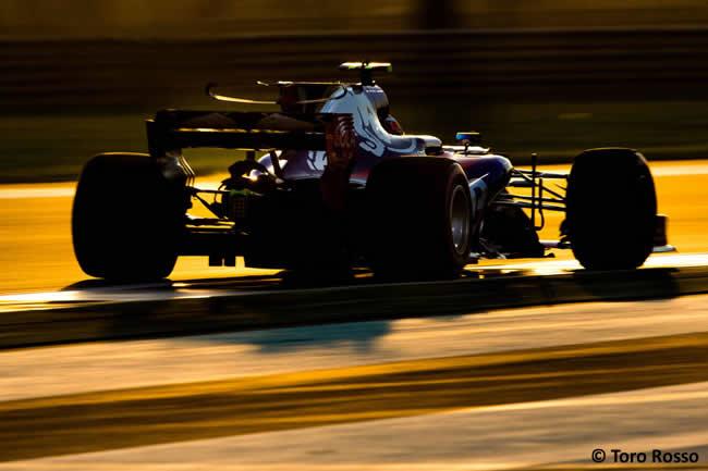 Scuderia Toro Rosso - GP Abu Dhabi 2017