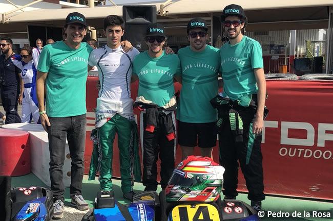 FA Racing - Dubái - Karting Endurance 2017