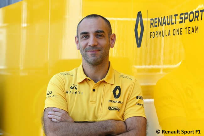 Cyril Abiteboul Renault Sport