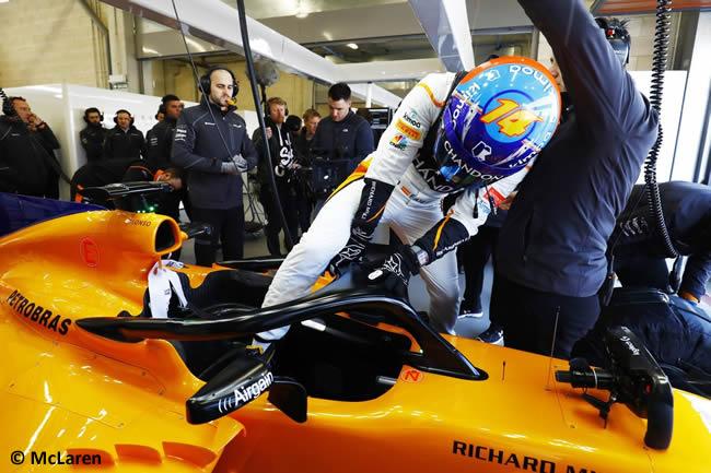 McLaren MCL33 - Fernando Alonso