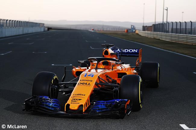 McLaren MCL33 Frontal