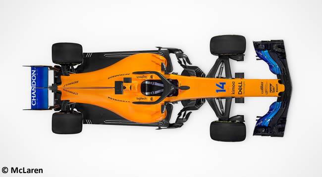 McLaren MCL33 - Superior