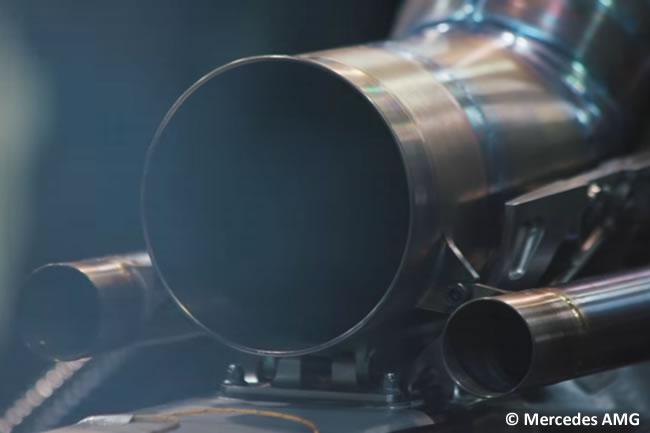 Encendido motor Mercedes 2018