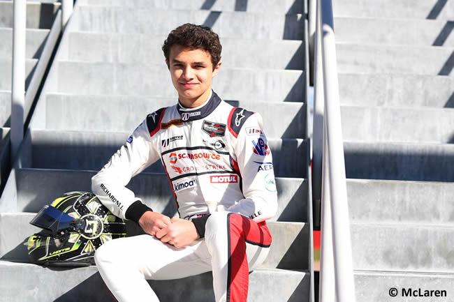McLaren - Lando Norris