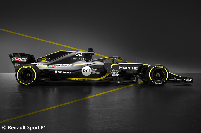 Renault Sport - 2018 - RS18 - Lateral
