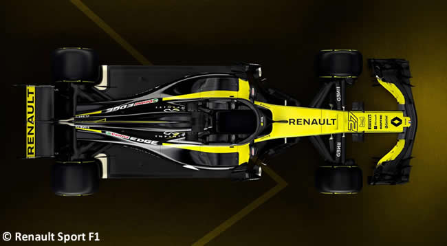 Renault Sport - 2018 - RS18 - Superior