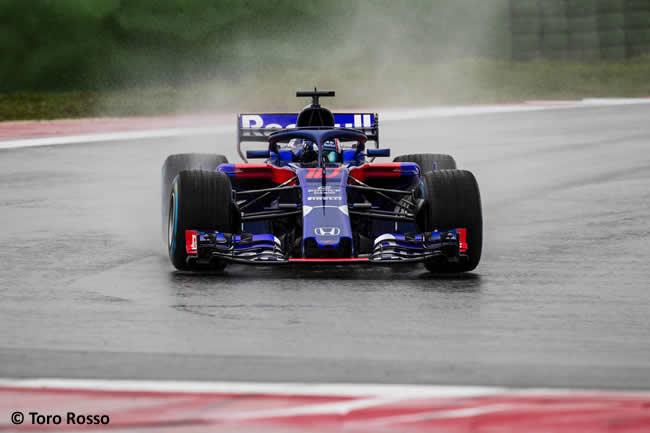 Scuderia Toro Rosso - STR13 - Frontal- Pista - Pierre Gasly