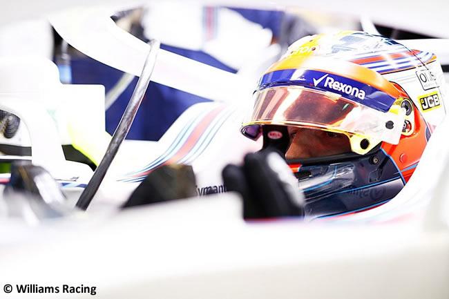 Test Barcelona 1 - Día 2 - Williams - Robert Kubica