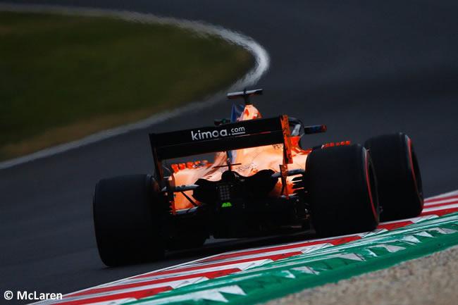 Test Barcelona 1 - Día 1 - McLaren - MCL33 - Fernando Alonso