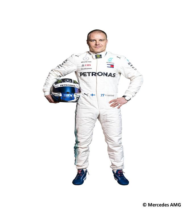 Valtteri Bottas - Mercedes AMG - F1 - 2018
