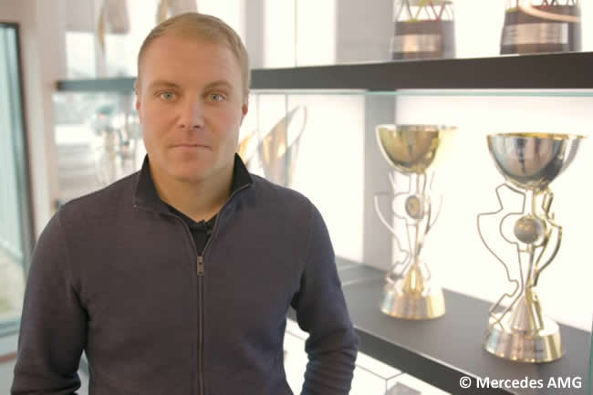 Valtteri Bottas - Mercedes AMG - 2018