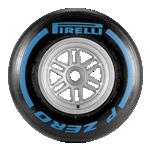 Neumático Pirelli - Hard - 2018