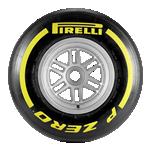 Neumático Pirelli - Soft - 2018