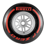 Neumático Pirelli - Supersoft - 2018