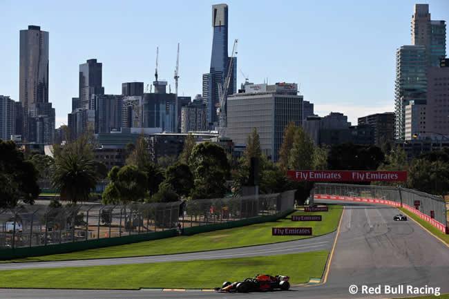 Daniel Ricciardo - Red Bull - Viernes - GP Australia 2018