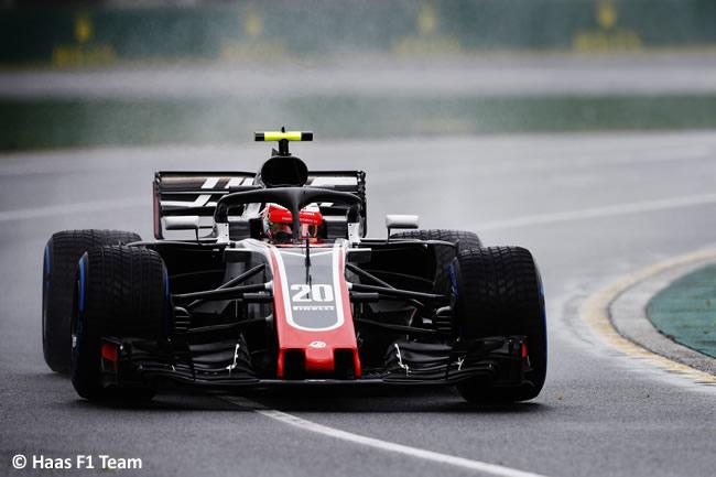 Kevin Magnussen - Haas - Gran Premio de Australia 2018