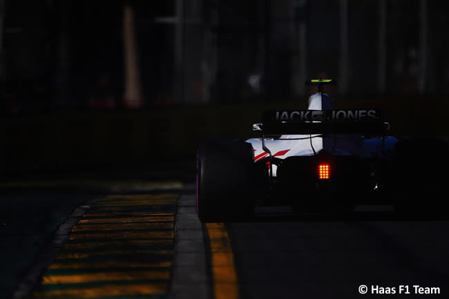 Kevin Magnussen - Haas F1 - Viernes - GP Australia 2018