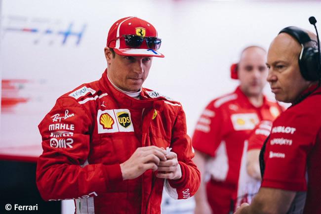 Kimi Raikkonen - Scuderia Ferrari - Gran Premio de Australia 2018