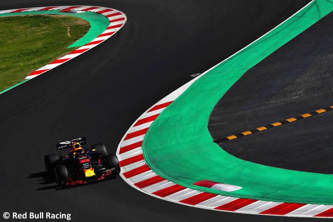 Test Barcelona 2 - Día 1 - Red Bull Racing - Max Verstappen