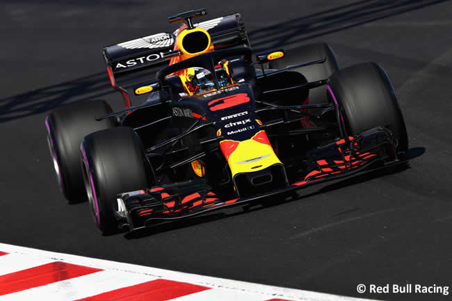 Test Barcelona 2 - Día 2 - Red Bull Racing - Daniel Ricciardo