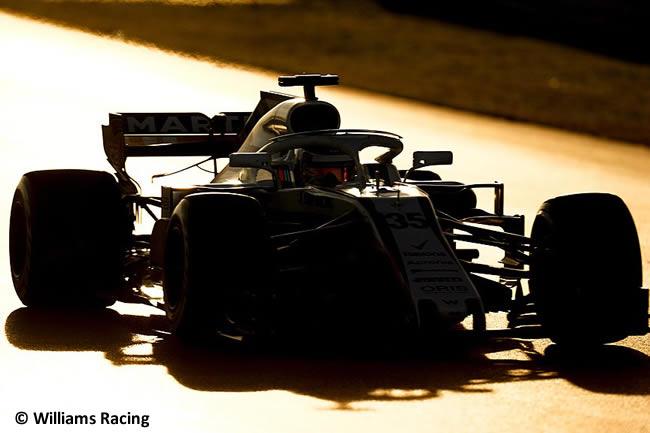Test Barcelona 2 - Día 2 - Williams - Sergey Sirotkin