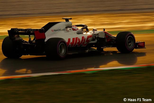 Test Barcelona 2 - Día 2 - Haas F1 - Kevin Magnussen