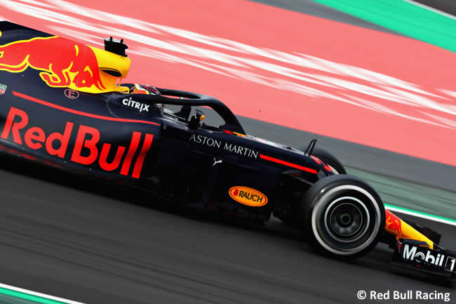 Test Barcelona 2 - Día 2 - Red Bull Racing - Max Verstappen
