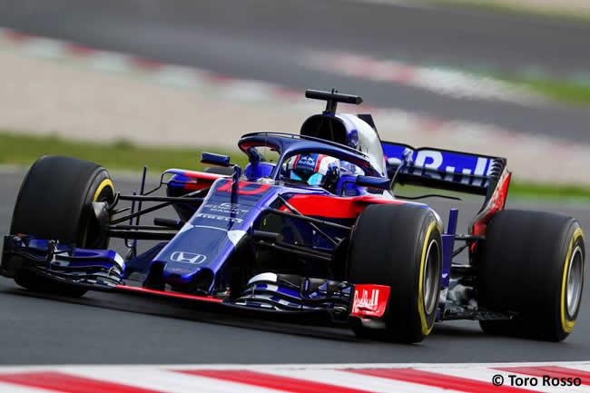 Test Barcelona 2 - Día 2 - Scuderia Toro Rosso - Pierre Gasly