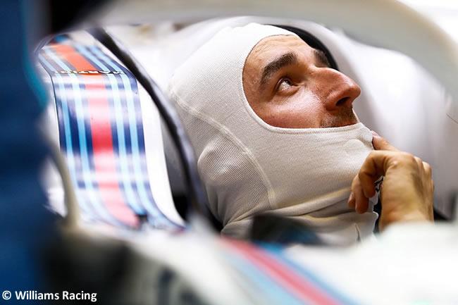 Test Barcelona 2 - Día 2 - Williams - Robert Kubica