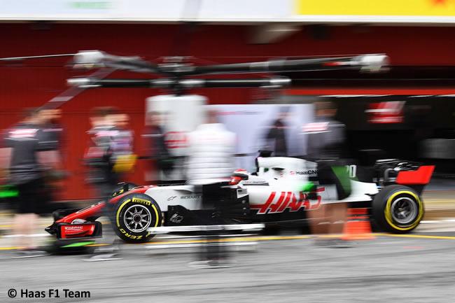 Test Barcelona 1 - Día 4 - Haas F1 - Kevin Magnussen