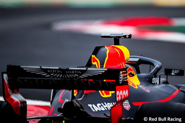 Test Barcelona 1 - Día 4 - Red Bull Racing - Max Verstappen