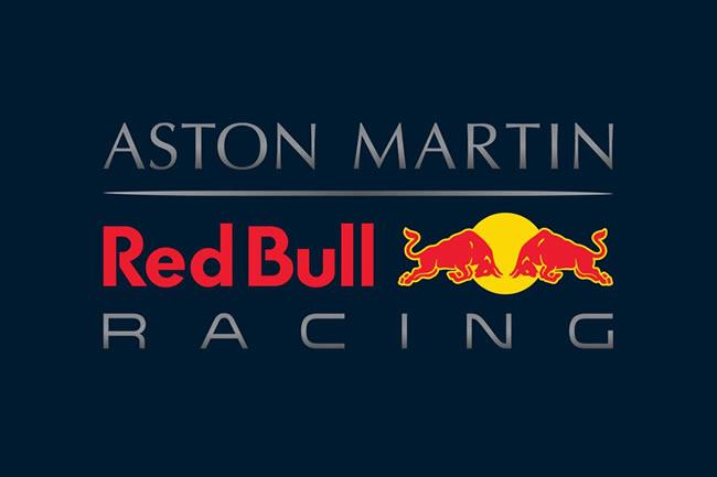 Aston Martin - Red Bull Racing - 2018 - Logo