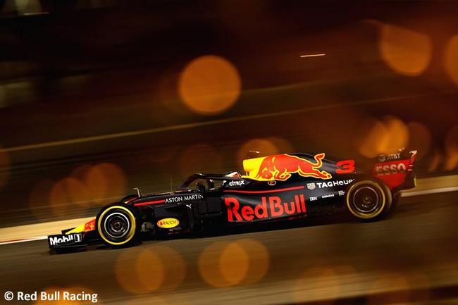 Daniel Ricciardo - Red Bull Racing - GP Bahréin - Sábado - 2018