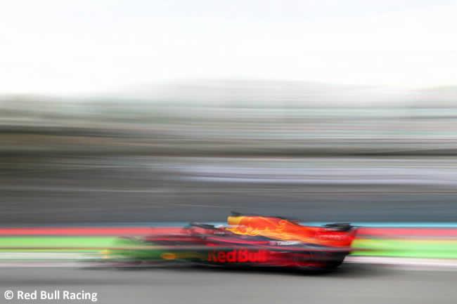 Daniel Ricciardo - Red Bull Racing - Clasificación - GP - Azerbaiyán, Bakú 2018