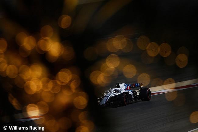 Lance Stroll - Williams - GP Bahréin - Sábado - 2018