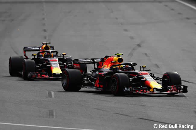 Max Verstappen - Red Bull Racing - Carrera - GP - Azerbaiyán, Bakú 2018