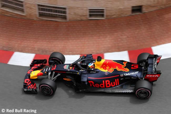 Daniel Ricciardo - Red Bull Racing - GP Mónaco - 2018