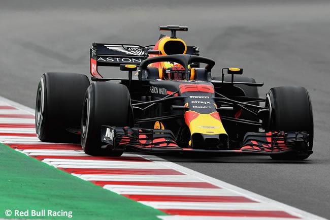 Jake Dennis - Red Bull Racing - Test Temporada 2018 - Día 2