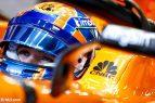 Lando Norris - McLaren - Test Temporada 2018 - Día 2