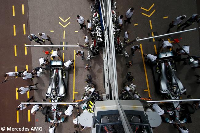 Lewis Hamilton - Mercedes AMG - Clasificación GP - Mónaco 2018